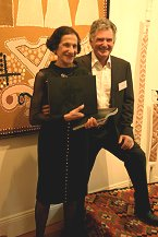 NSW Governor Marie Bashir launches the book in Sydney